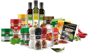 Kotanyi has a wide range of herbs and spices